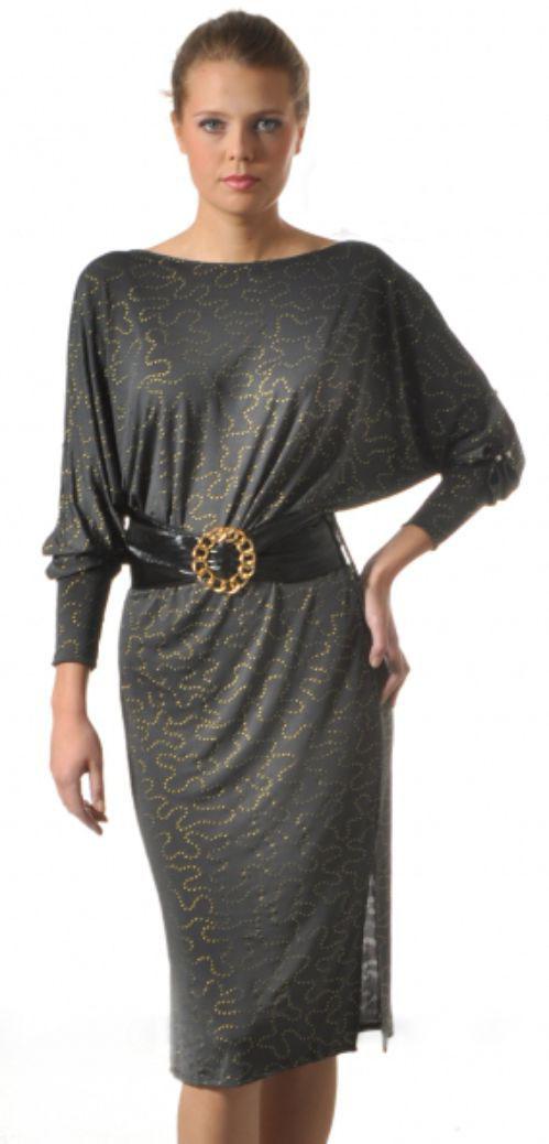 Стиль и элегантность, преобладающие в модных коллекциях будущего года, отражаются в платьях и пуловерах